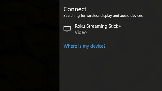 Screen Mirroring Windows 10 To Roku Tv How to Mirror Your