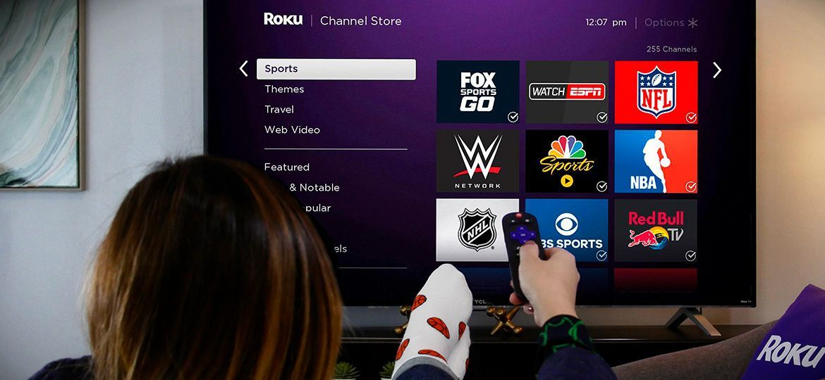5 Easy Steps To Mirror iPhone To Roku - iStreamer