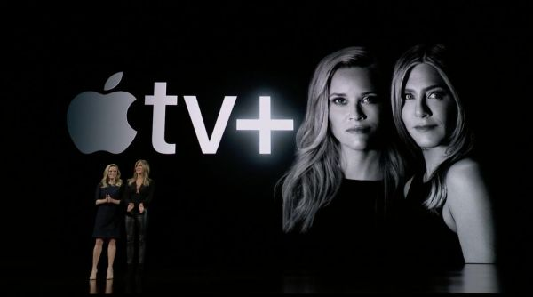 Apple TV+ app