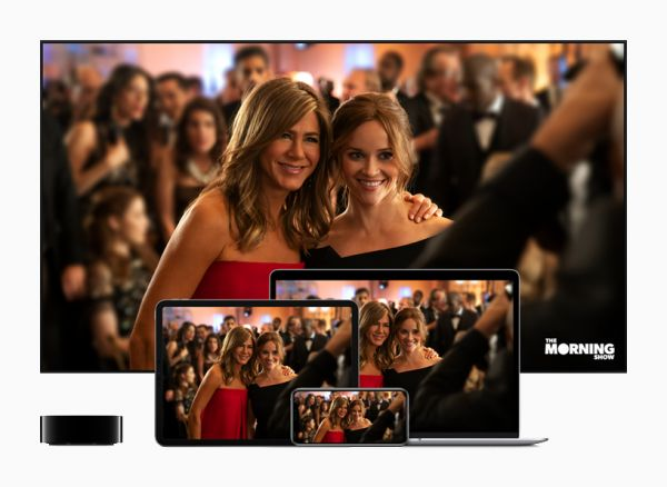Apple TV Plus on iPhone, iPad and Mac