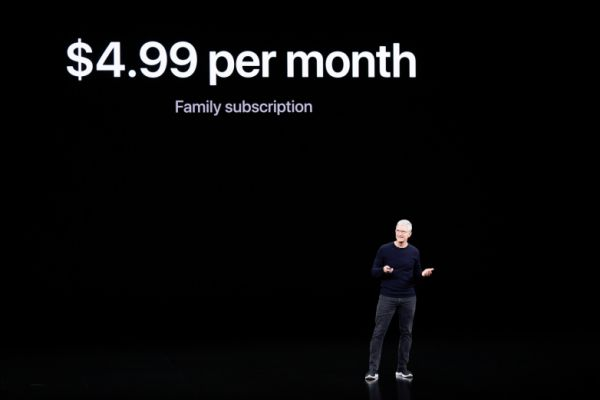 Apple TV+ Price