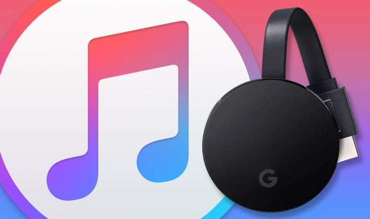 apple music chromecast feature