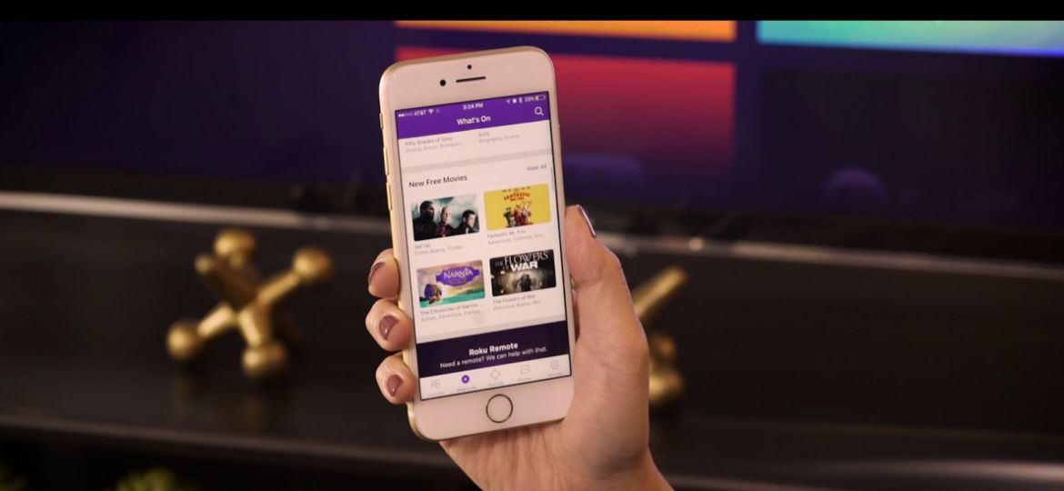 Cast web videos from iPhone to Roku TV