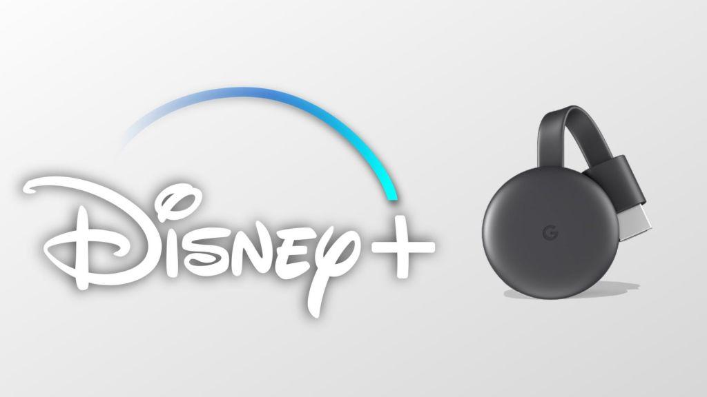 disney+ chromecast support